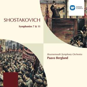 Shostakovich: Symphony No. 7 in C major, Op. 60 'Leningrad', etc.