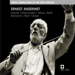 Ernest Ansermet Product Image