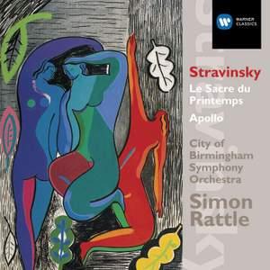 Stravinsky: The Rite of Spring, etc.