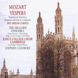 Mozart Vespers