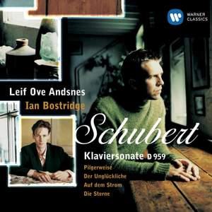 Schubert: Piano Sonata No. 20 in A major, D959, etc. Product Image