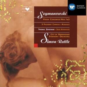 Szymanowski - Violin Concertos Nos. 1 & 2