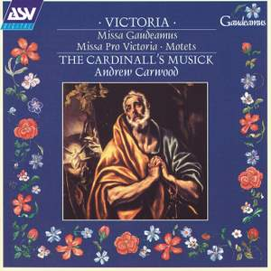 Victoria - Choral Works Product Image
