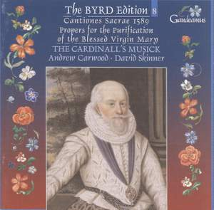 Byrd Edition Volume 8