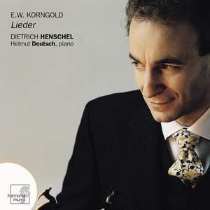Erich Korngold: Lieder