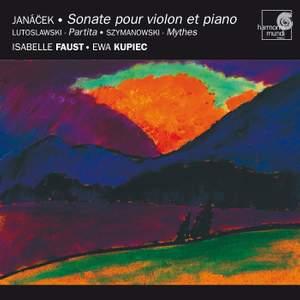 Janáček: Violin Sonata, etc.