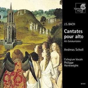Bach: Cantatas for Alto Solo