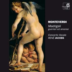 Monteverdi: Madrigali guerrieri ed amorosi Product Image