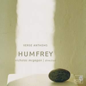 Humfrey - Verse Anthems