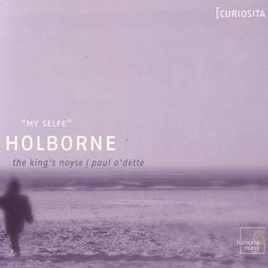 Holborne - My Selfe