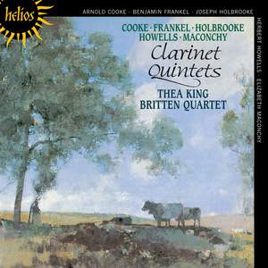 English Clarinet Quintets