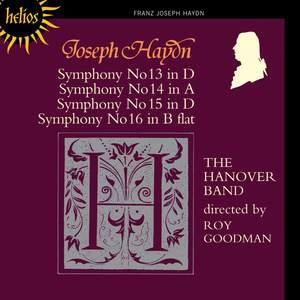 Haydn - Symphonies Nos. 13-16