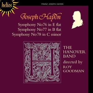 Haydn - Symphonies Nos. 76, 77 & 78