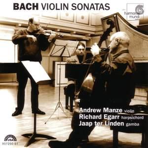 Bach - Violin & Continuo Sonatas Product Image