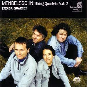 Mendelssohn - String Quartets Vol. 2