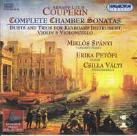 Armand-Louis Couperin - Complete Chamber Sonatas