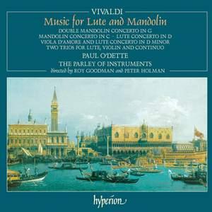 Vivaldi - Music for Lute and Mandolin