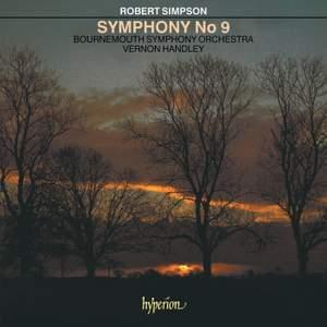 Simpson, R: Symphony No. 9