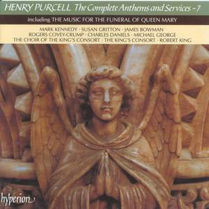 Purcell - The Complete Anthems and Services - 7