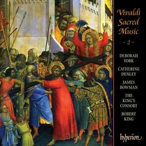 Vivaldi - Sacred Music 2
