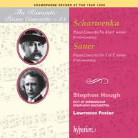 The Romantic Piano Concerto 11 - Scharwenka & Sauer