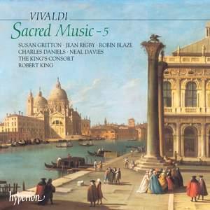 Vivaldi - Sacred Music 5