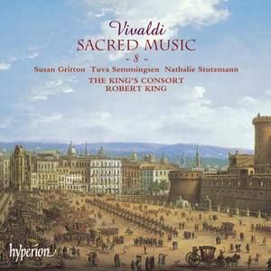 Vivaldi - Sacred Music 8