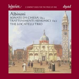 Albinoni: 6 Sonata da chiesa Op. 4