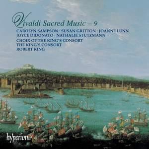 Vivaldi - Sacred Music 9