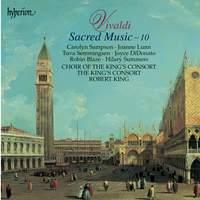 Vivaldi - Sacred Music 10