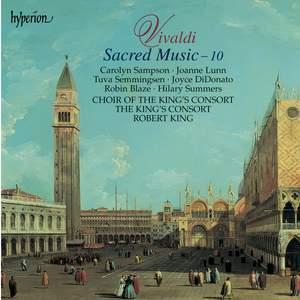 Vivaldi - Sacred Music 10 Product Image