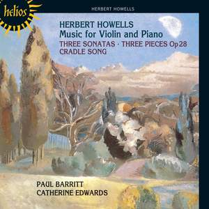 Herbert Howells - Music for Violin and Piano