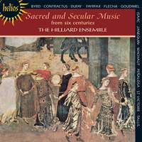 Sacred and Secular Music from Six Centuries