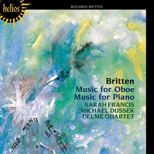 Britten - Music for Oboe and for Piano