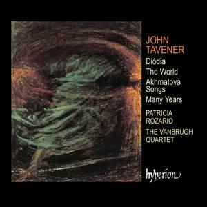 Tavener: The World, etc.