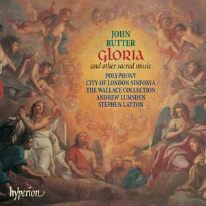 Rutter: Gloria & Other Sacred Music Product Image
