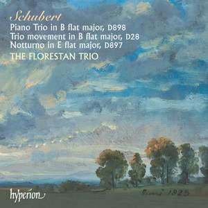 Schubert: Piano Trio No. 1 in B flat major, D898, etc. Product Image