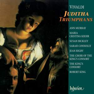 Vivaldi: Juditha Triumphans, RV644