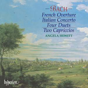 J.S Bach: Italian Concerto & French Overture Product Image