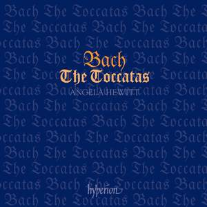 Bach, J S: Toccatas, BWV910-916