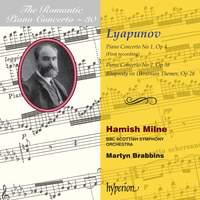 The Romantic Piano Concerto 30 - Lyapunov