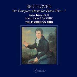 Beethoven - Complete Music for Piano Trio 1