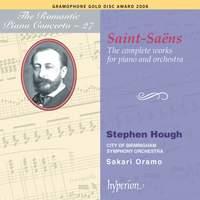 Piano Concertos 1-5; Africa; Allegro appassionato; Rapsodie d'Auvergne; Wedding Cake
