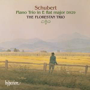 Schubert: Piano Trio No. 2 in E flat major, D929 Product Image