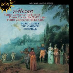 Mozart - Piano Concertos Nos. 11-13