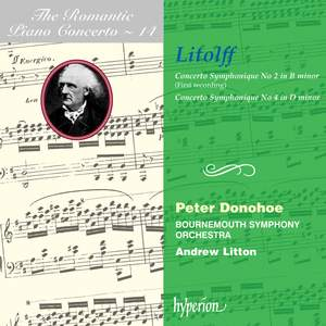 The Romantic Piano Concerto 14 - Litolff Product Image