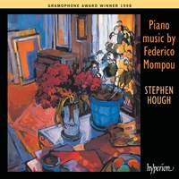 Piano Music by Federico Mompou