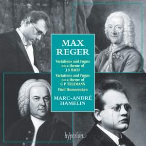 Max Reger - Piano Music