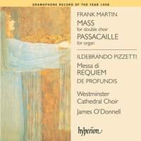 Martin: Mass for Double Choir