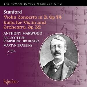 The Romantic Violin Concerto 2 - Stanford